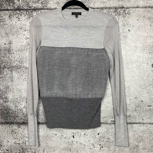 rag & bone Sweaters - Rag & Bone // Marissa Colour-block Crew Sweater